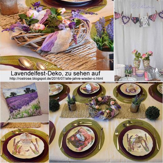 Deko rosen und lavendel online bestellen for Deko bestellen
