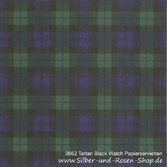 20 Papierservietten Tartan Black Watch 33x33