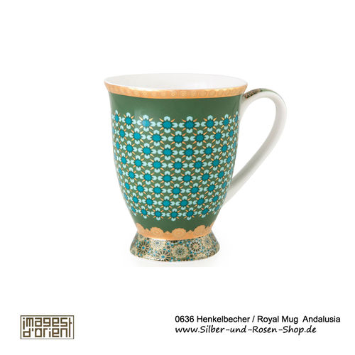 Henkelbecher  Royal Mug Andalusia