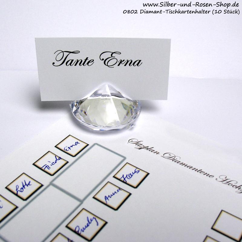 Tipps Tischdeko Zur Diamanthochzeit Silber Und Rosen Shop