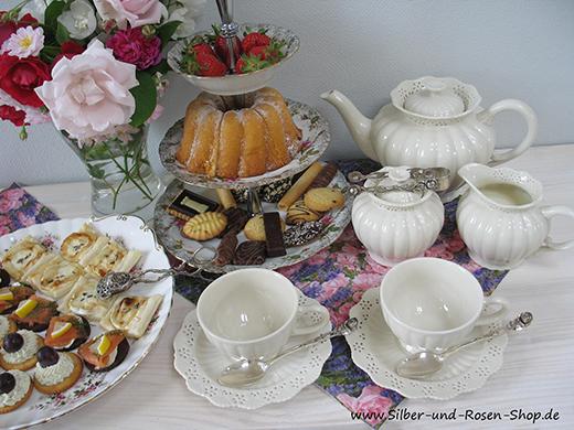 wie man die englische tea party zelebriert anleitung. Black Bedroom Furniture Sets. Home Design Ideas